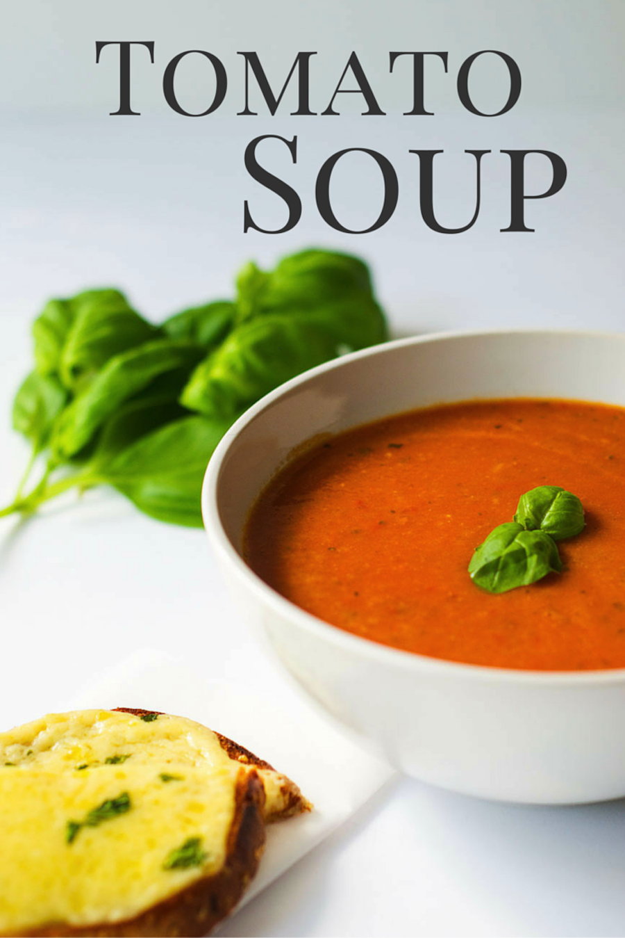 Tomato Soup {Vegan}