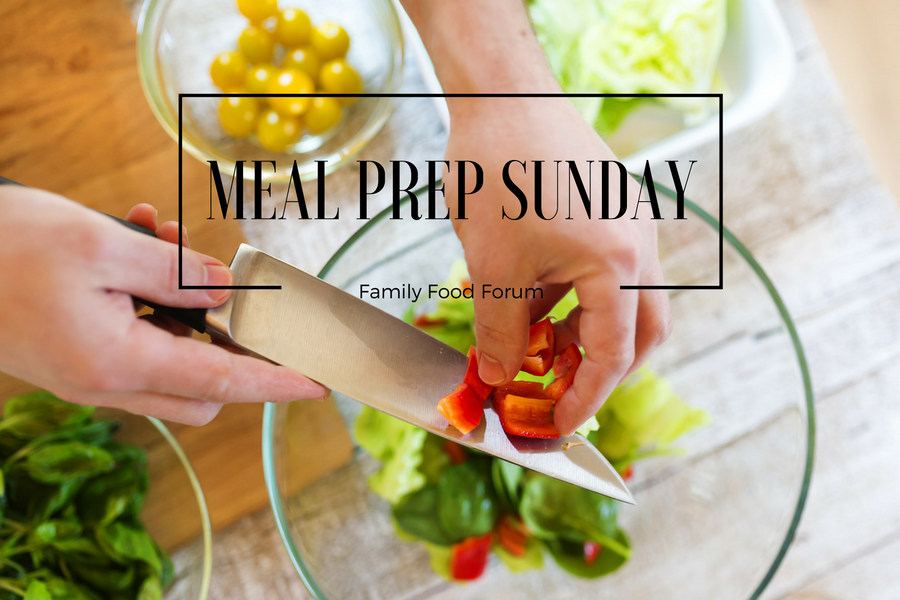 Meal Prep Sunday