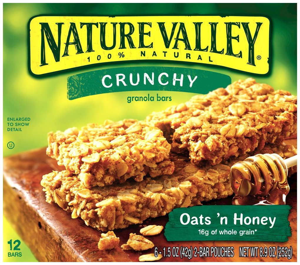 valley granola nature bars honey oats bar crunchy sugar pack snack crackers naturevalley valentine ball meltdowns prevent magical ways added